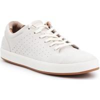 Chaussures Femme Baskets basses Lacoste Tamora Lace Blanc
