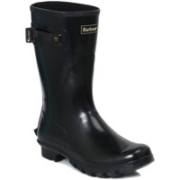 Bottes de pluie Barbour Womens Short Gloss Black Wellington