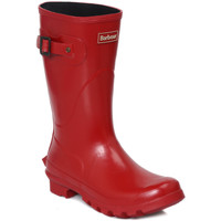 Chaussures Bottes de pluie Barbour Short Gloss Red Wellington Barbour_11