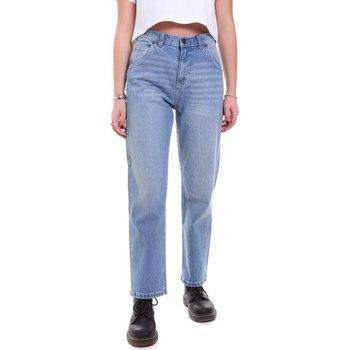 Vêtements Femme Jeans boyfriend Dickies DK133004LBL1 Bleu