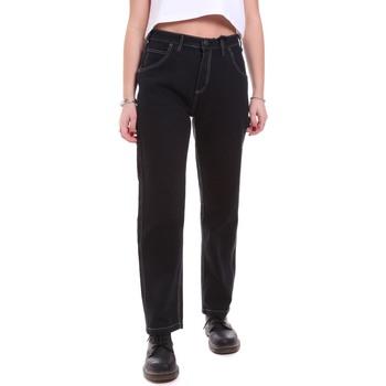 Vêtements Femme Jeans Dickies DK133004BLK1 Noir