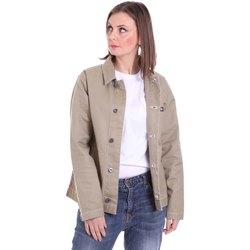 Vêtements Femme Chemises / Chemisiers Dickies DK0A4TMXGYM1 Gris