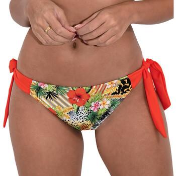 Vêtements Femme Maillots de bain séparables LPB Woman Hawaï Orange