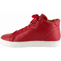 Chaussures Homme Baskets montantes Peter Blade MAZATLAND Rouge Rouge