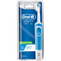 Beauté Accessoires visages Oral-B Vitality Cross Action Bleu Cepillo Eléctrico 1 Pz