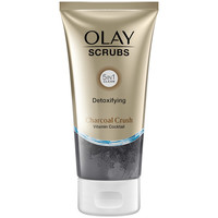 Beauté Femme Masques & gommages Olay Scrubs Detoxifying Charcoal Crush  150 ml
