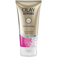 Beauté Femme Masques & gommages Olay Scrubs Pore Perfecting Berry Burst  150 ml