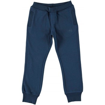 Vêtements Garçon Pantalons de survêtement Ido 4U186 Bleu