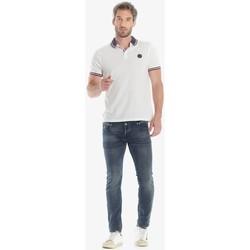 Vêtements Homme Jeans slim Japan Rags Jeans 700/11 cott bleu-noir n°2 BLUE / BLACK