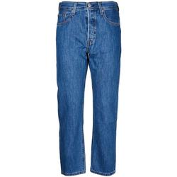 Vêtements Femme Jeans droit Levi's - Jeans 501 36200-0142 BLU