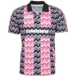Vêtements Homme Polos manches courtes Umbro 689450-60 Rose