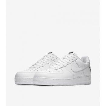 Chaussures Baskets basses Nike Air Force 1 x Roc A Fella White