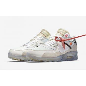 Chaussures Baskets basses Nike Air Max 90 x Off-White Og White Off White
