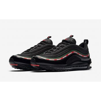 Chaussures Baskets basses Nike Air Max 97 x Underfeated Black Black/Gorge Green/White-Speed Red