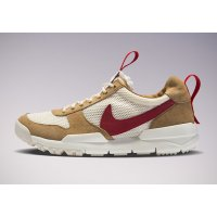 Chaussures Baskets basses Nike Mars Yard Tom Sachs 2.0 Natural/Sport Red Maple