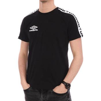 Vêtements Homme T-shirts manches courtes Umbro 716640-60 Noir