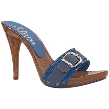 Chaussures Femme Sabots My Clogs MY744 Denim