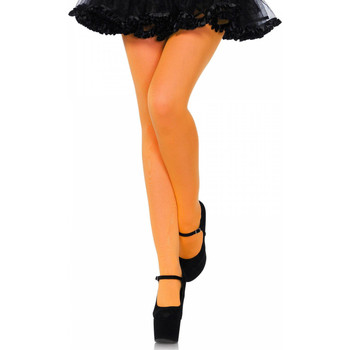 Sous-vêtements Femme Collants & bas Leg Avenue Collant nylon colors 70D orange