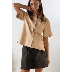 Vêtements Femme Chemises / Chemisiers Oakwood TAYLOR BEIGE 514 Beige
