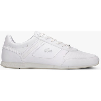 Chaussures Homme Baskets basses Lacoste Menerva 119 3 Cma Blanc
