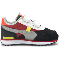Chaussures Enfant Baskets basses Puma Future rider nf Rouge