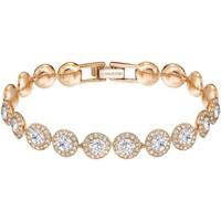 Montres & Bijoux Femme Bracelets Swarovski Bracelet  Angelic rosé Rose