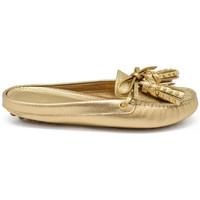 Chaussures Enfant Mocassins Car Shoe  Or