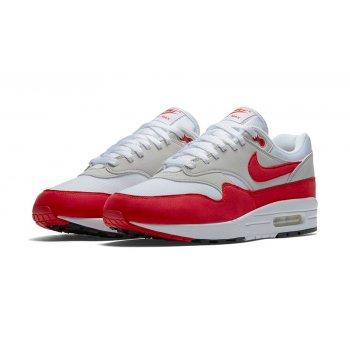 Chaussures Baskets basses Nike Air Max rouge - Livraison Gratuite ...