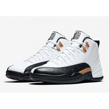 Chaussures Baskets montantes Nike Air Jordan 12 Chinese New Year hite/Black-Varsity Red