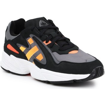 Chaussures Homme Baskets basses adidas Originals Buty lifestylowe Adidas Yung-96 Chasm EE7227 czarny, szary, pomarańczowy