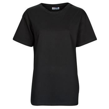 Vêtements Femme T-shirts manches courtes Yurban OKIME Noir
