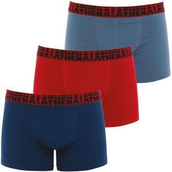 Sous-vêtements Homme Boxers Athena EASYSPORT rouge