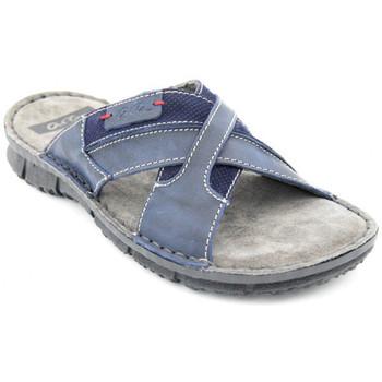 Chaussures Homme Mules Ara 11-18402-02 Bleu