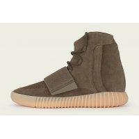Chaussures Baskets montantes adidas Originals Yeezy Boost 750 Light Brown Light Brown/Light Brown