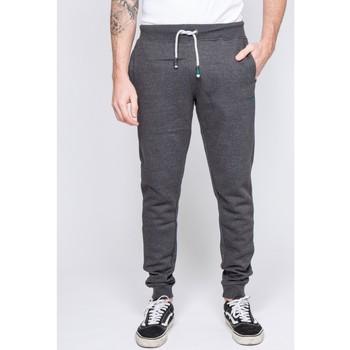 Vêtements Homme Pantalons de survêtement Ritchie Pantalon jogging VAMDARY Gris foncé