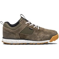 Chaussures Homme Chaussures de Skate Element BACKWOODS army Marron