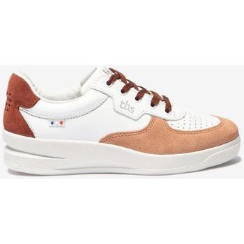 Chaussures Femme Baskets basses TBS BETTYLI Orange