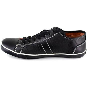 Chaussures Homme Baskets mode Peter Blade PADEL Noir Noir