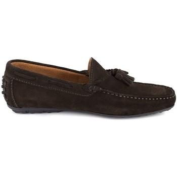 Chaussures Homme Mocassins J.bradford JB-NASTY marron Marron