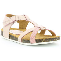Chaussures Fille Sandales et Nu-pieds Kickers Bodery ROSE