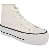 Chaussures Femme Baskets montantes Tony.p ABX012 Blanco