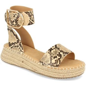 Chaussures Femme Sandales et Nu-pieds Buonarotti 1EC-0138 Serpiente