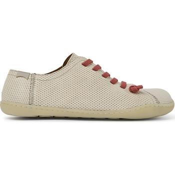 Chaussures Femme Baskets basses Camper Baskets cuir PEU CAMI gris