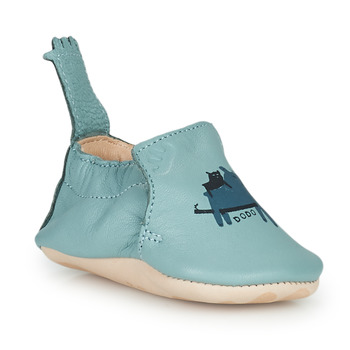 Chaussures Enfant Chaussons Easy Peasy BLUMOO MOU MIST-IMPR OURS MOU/CUIR