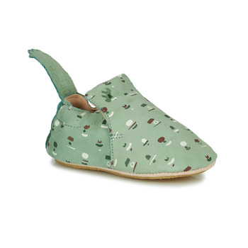 Chaussures Enfant Chaussons Easy Peasy BLUBLU MOU HARBOR GREY-TOTEM MOU/PATIN