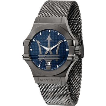 Montres & Bijoux Homme Montres Analogiques Maserati R8853108005, Quartz, 42mm, 10ATM Gris
