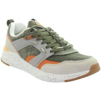 Chaussures Homme Baskets basses Wrangler Baskets homme  ref_49001 Multi MulticoloreHauteur tige