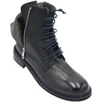 Chaussures Femme Boots Angela Calzature ANSANGC4722nr nero