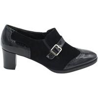 Chaussures Femme Richelieu Angela Calzature ANSANGC72XLnr nero