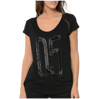 Blouses Kaporal t-Shirt brian black